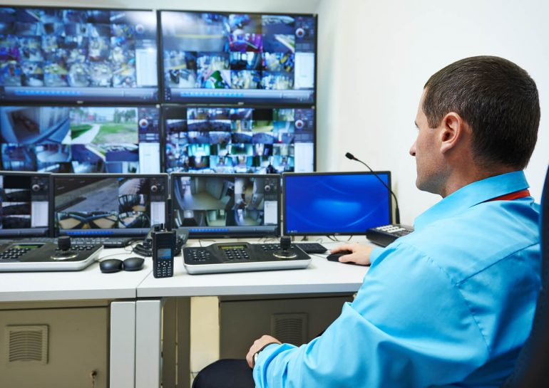 Building Surveillance | Global Security Solutions